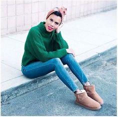 Die neuen Uggs und wie man sie am besten trägt | POPSUGAR Deutschland Mode