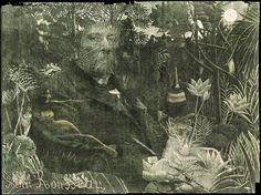 """Henri """"Le Douanier"""" Rousseau"""