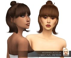 Maysims Taeyeon: Solids at Miss Paraply via Sims 4 Updates