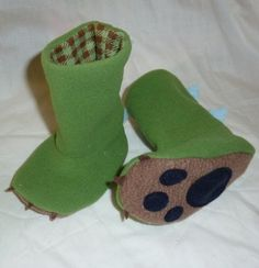 Must do! So comfy to keep feet warm.