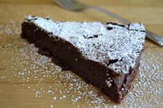 Belgian Chocolate Cake (Gluten Free) - The View from Great Island