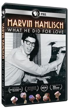 Composer, conductor, genius, and mensch: Marvin Hamlisch earned four Grammys, four Emmys, three Oscars, three Golden Globes, a Tony Award and a Pulitzer Prize before his untimely death.  Interviews with a cavalcade of Marvin's colleagues, schoolmates, and renowned collaborators help to tell a deeply personal, candid, insider study of one of the great artists of our time. 84 min. http://highlandpark.bibliocommons.com/search?utf8=%E2%9C%93&t=smart&search_category=keyword&q=Berinstein&commit=Search