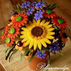 Amazing Autumn Cookie Bouquet!