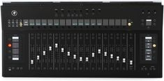 Mixing Control Surface for Mackie DL32R Rackmount Mixer, with 17 Alps 100mm Motorized, Touch-sensitive Faders