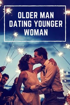 dating a younger man does it work