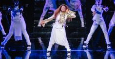Review: Janet Jackson, in Vancouver on Unbreakable World Tour, Shows Off Her Demure Side - The New York Times