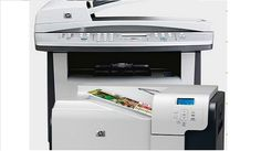 HP Printer take print from Office and home