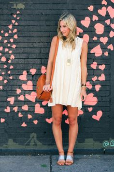 free people dress, summer outfit idea, women's fashion, crochet lace dress, street style, nyc blogger, soho