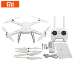Available Price US $489.99 In Stock Original Xiaomi Mi Drone WIFI FPV RC Quadcopter w/ 1080P 4K Version 30fps HD Camera 3-Axis Gimbal GPS App RC Drone RTF  #stock #original #xiaomi #drone #quadcopter #version #camera #gimbal