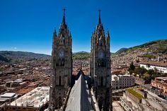 Travel Photography Ecuador, Quito, Cathedral