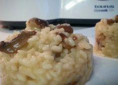 Risotto ai funghi para #Mycook http://www.mycook.es/cocina/receta/risotto-ai-funghi