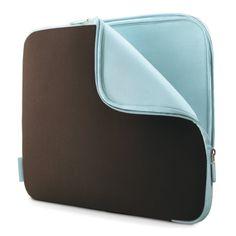 Belkin Neopren-Schutzhülle für Notebooks bis zu 39,6 cm: Amazon.de: Computer & Zubehör