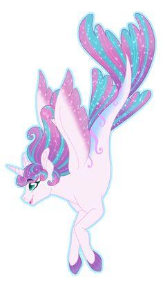MLP: Princess Flurry Heart Seapony