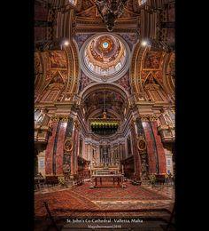 St. John's Cathedral - Valletta, Malta