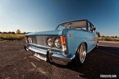 Classic Polish Fiat 125p