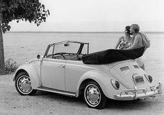 White VW