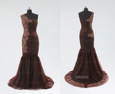 lace prom dresses, brown prom dresses,  prom dresses under 200, cheap prom dresses, prom dress 2014, dresses for prom, RE462