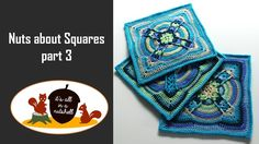 Nuts about Squares CAL Week 3