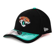 New Era NFL JACKSONVILLE JAGUARS Authentic On Field Sideline 39THIRTY Game Cap - http://on-line-kaufen.de/new-era/new-era-nfl-jacksonville-jaguars-authentic-on-cap