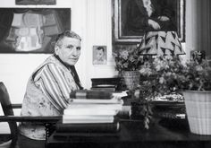 Gertrude Stein by Cecil Beaton