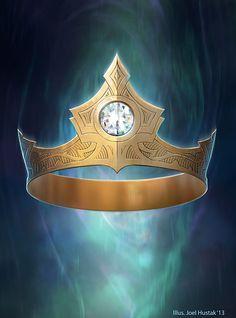 Crown of Ragnarok by joelhustak.deviantart.com on @deviantART