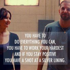 Silver Linings Playbook :)