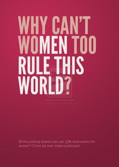 They can! #women #empower