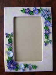 Resultado de imagen para quilling patterns for photo frames