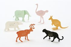 calendar animal paper - Google 검색