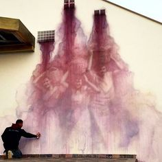 The work of Eron #graffiti #street #art