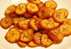 Fried Plantains - Ethiopian Food - Ethiopian Food Recipes