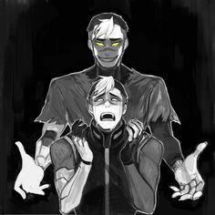 프로잡덕러 츠루넬 в Твиттере: «shiro & evil shiro 엄,,,ㅋㅋ https://t.co/drHe9XvP4o»