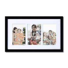 "Adeco 3-Opening Collage Picture Frame, 4x6"", PF0283 #AdecoHomeGoods #CollagePictureFrame"