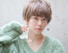 instagram/ayami__takahashi 人気のショートスタイル ☆