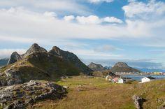 #værøy #norway #lofoten #landscape