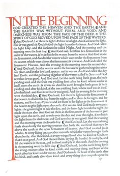 Emery Walker and Thomas Cobden Sanderson, Doves Press Bible, 1903