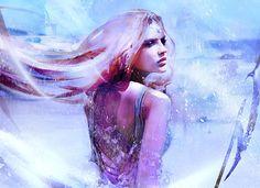 Ice Queen-Regular by Simon Goinard