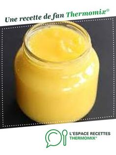 Lemon Curd sans beurre Lemon Curd without butter by A fan recipe to find in the Sauces, Dips and Spreads category on www.espace-recett …, of Thermomix®. Yellow Butter Cake, Mastros Butter Cake, Chocolate Butter Cake, Lemon Curd Dessert, Lemon Desserts, Lemon Curd Thermomix, Thermomix Desserts, Dessert Dips, Dessert Bread