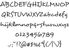 Desyrel font by Apostrophic Lab - FontSpace