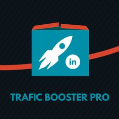 TRAFIC Booster rend vos journées de travail plus efficaces et plus rentables. – TRAFIC Booster vous libère des années de travail à : – faire grandir votre communauté sur les Réseaux Sociaux à développer votre notoriété à prospecter et à réseauter – TRAFIC Booster vous aide à vendre plus vite auprès d'une plus grande cible.  Ce Pack Comprend :  - Un Booster - Un audit de votre page - Des conseils stratégiques afin d'améliorer votre communication digitale - 2 rdv Skype de 30mn chacun pour vous… Audit, Communication, Boutique, Logos, Labor Day, Growing Up, Social Media, Advice, Logo