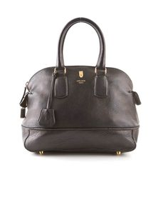 Vintage Bowling Bag by Céline: Thanks to @Elizabeth Silbermann! #Handbag #Bowling_Bag #Celine