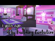 ✧༺♥༻∞ thank you for watching✧༺♥༻∞ 🌷ᴮᴱ ᴷᴵᴺᴰ hi! thank you for reading this ♡ i hope you enjoyed this video! i make adopt me speedbuilds/decorating hacks! My Home Design, House Design, What Is Roblox, I Cool, Cool Stuff, Cute Room Ideas, My Building, Roblox Pictures, My Bubbles