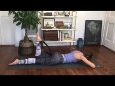 Magic Circle Abs and Butt - YouTube(doable for beginner)