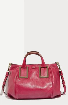 Chloe handbag. Love it. Biddy Craft: Named my daughter after this brand and I absolutely need this bag!!