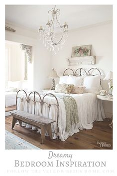 Vintage Bedroom Decorating Ideas | 33 Vintage Bedroom Decor Ideas To Turn Your Room Into A Paradise