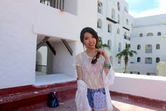 mexico, cabo, windham, hotel, cabo san lucas, fashion blogger, style, ootd, vacation, resort, wanderlust, bohemian, free spirit, wild child, ally gong, travels,