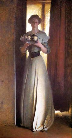 Title:	Onteora  Artist:	John White Alexander  Country of Origin:	United States of America  Date of Creation:	1912 AD
