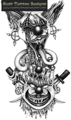 Gangster Drawings Of Jokers Pics Download