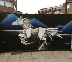 Work by Annatomix in London