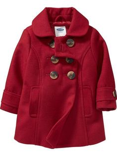 Hooded Twill Jackets for Baby Product Image | Baby Girl Fashion ...